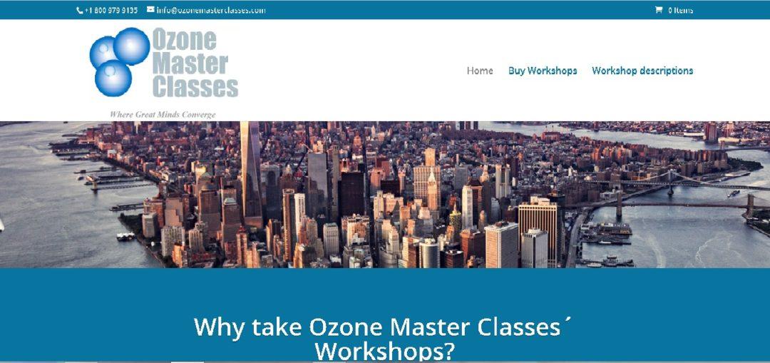 Ozone Master Classes