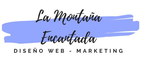 La Montaña Encantada diseño web